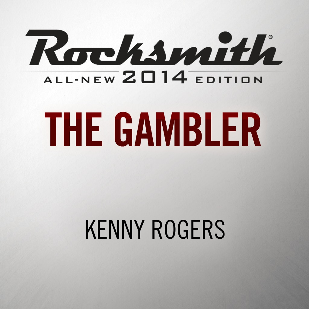 The Gambler - Kenny Rogers