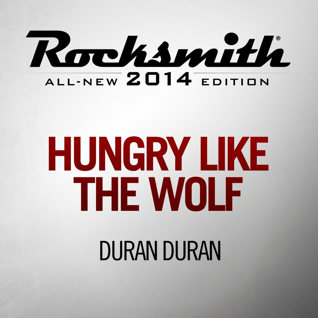 'Hungry like the Wolf' by Duran Duran