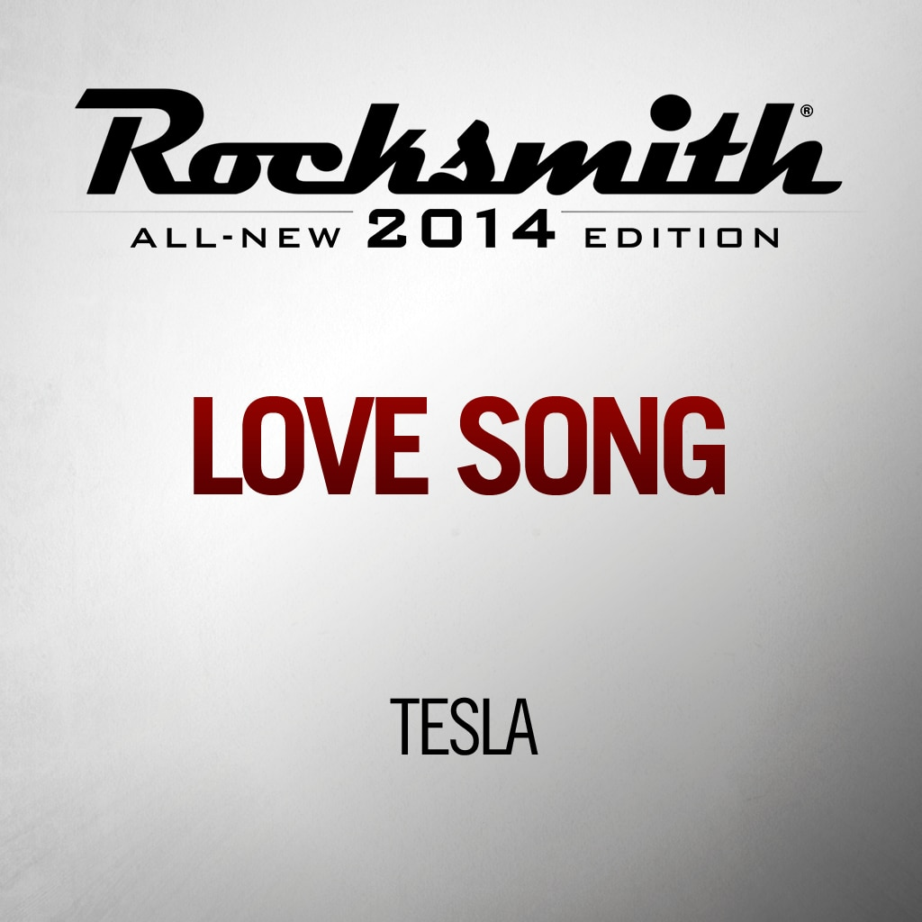 Love Song - Tesla