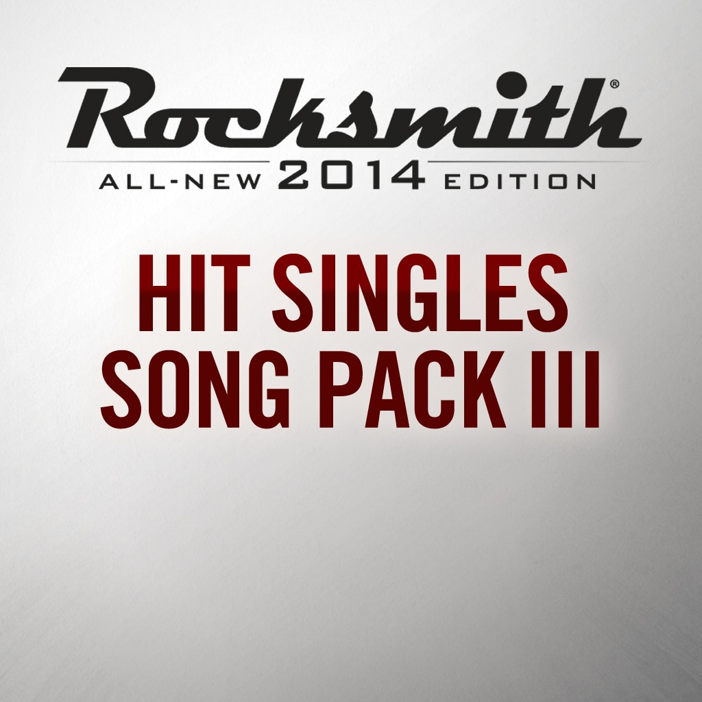 Hit Singles Song Pack III