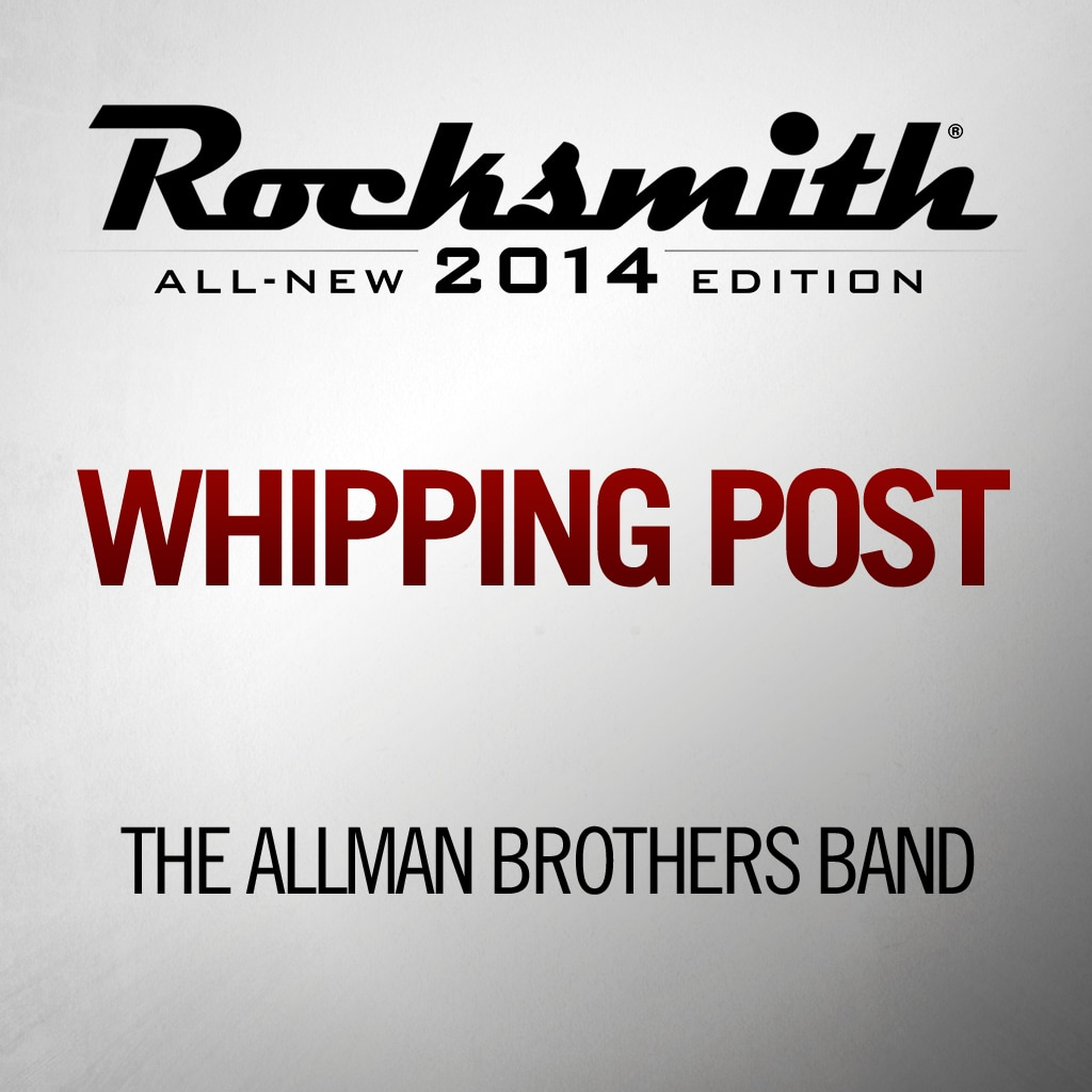 Rocksmith™ The Allman Brothers Band - Whipping Post