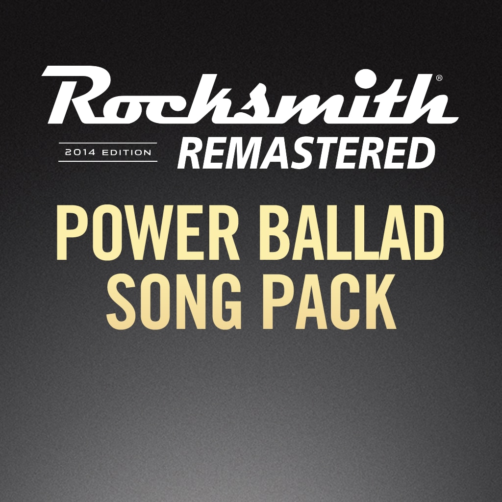 Power Ballad Song Pack
