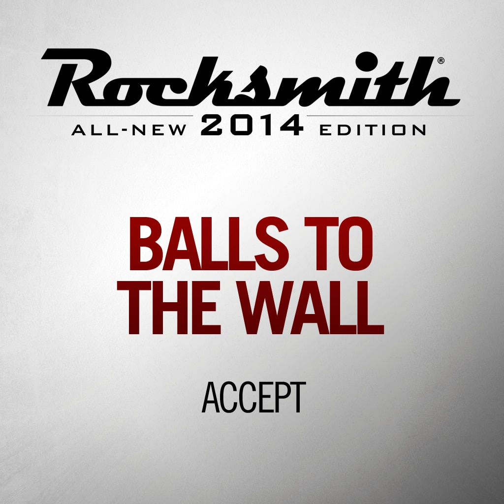 Balls To The Wall – Accept