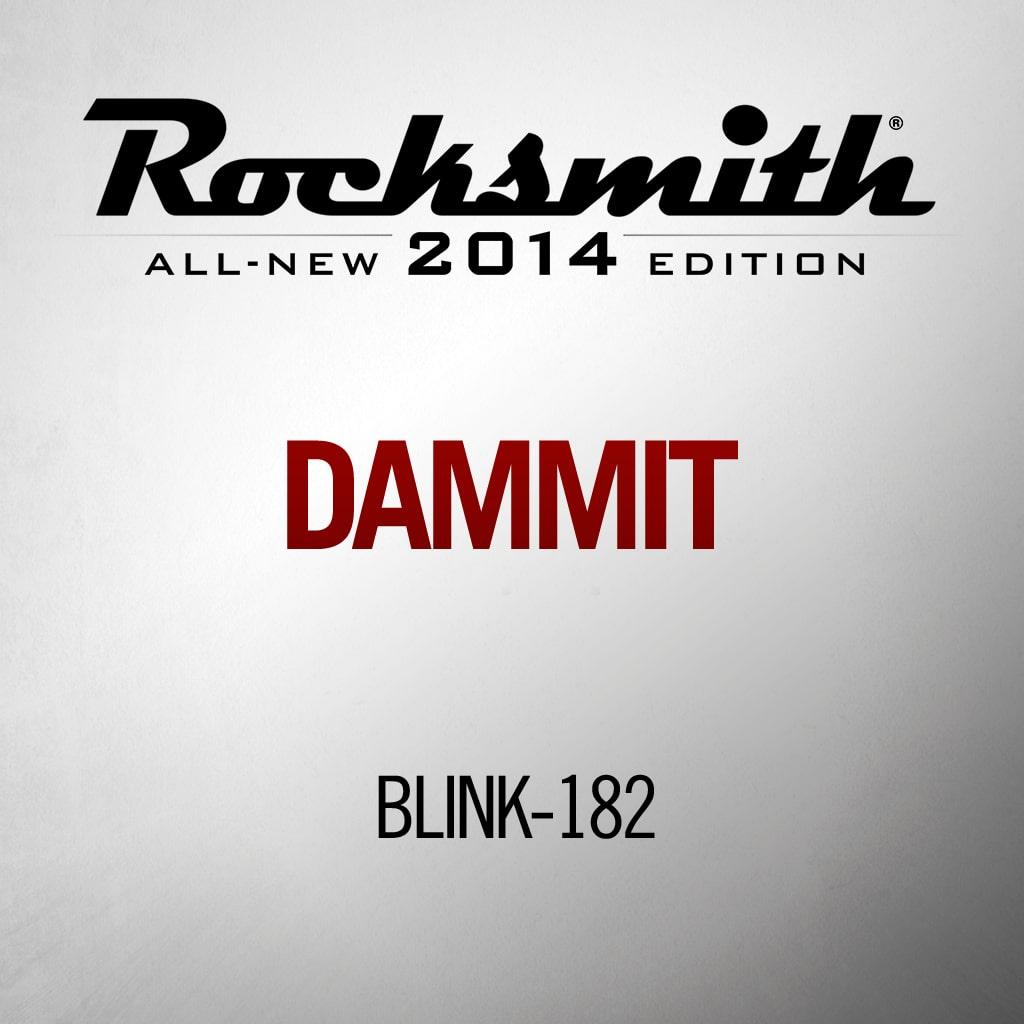 blink-182 - Dammit