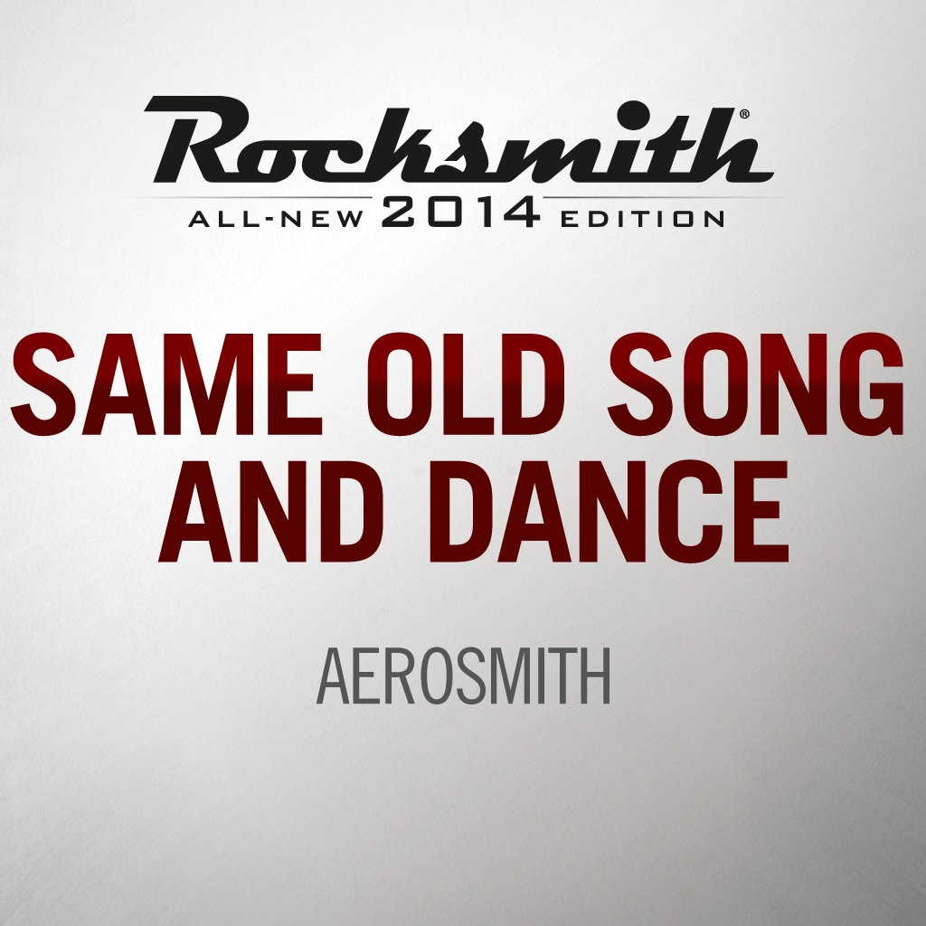 'Same Old Song And Dance' by Aerosmith