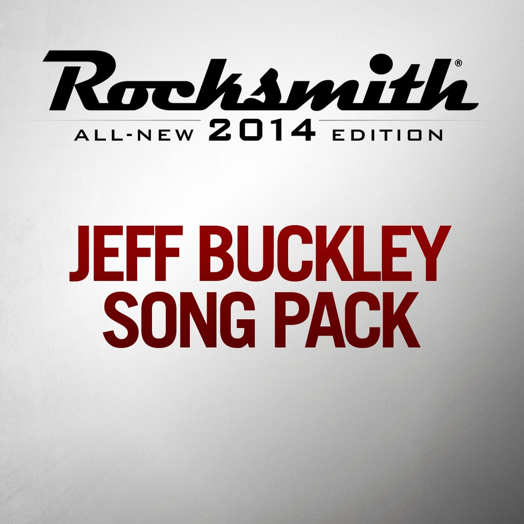 Jeff Buckley Song Pack