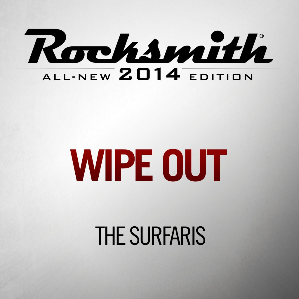 'Wipe Out' by The Surfaris