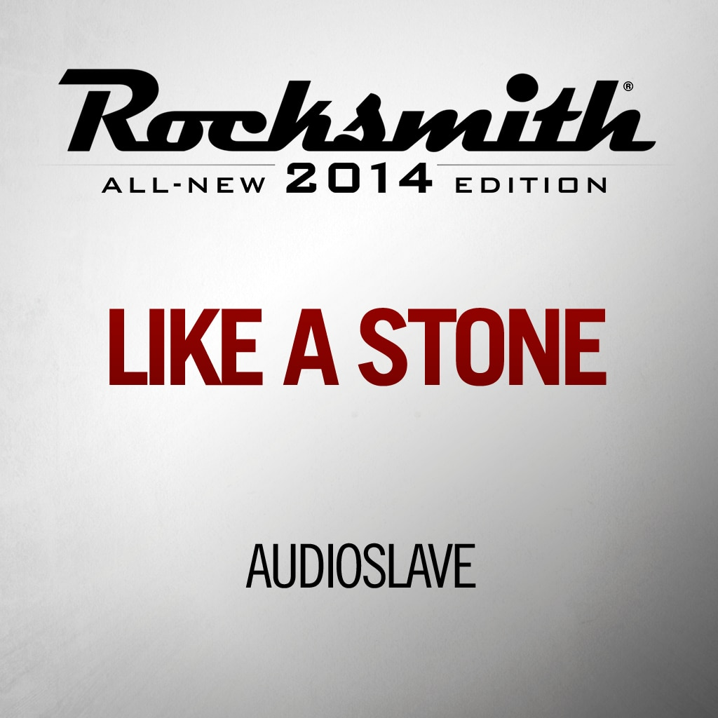 Like a Stone - Audioslave