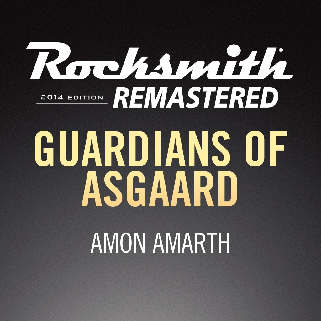 Rocksmith® 2014 – Guardians of Asgaard - Amon Amarth