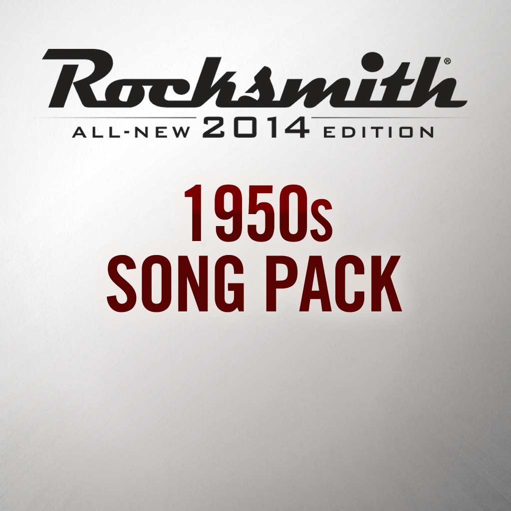 1950s Song Pack