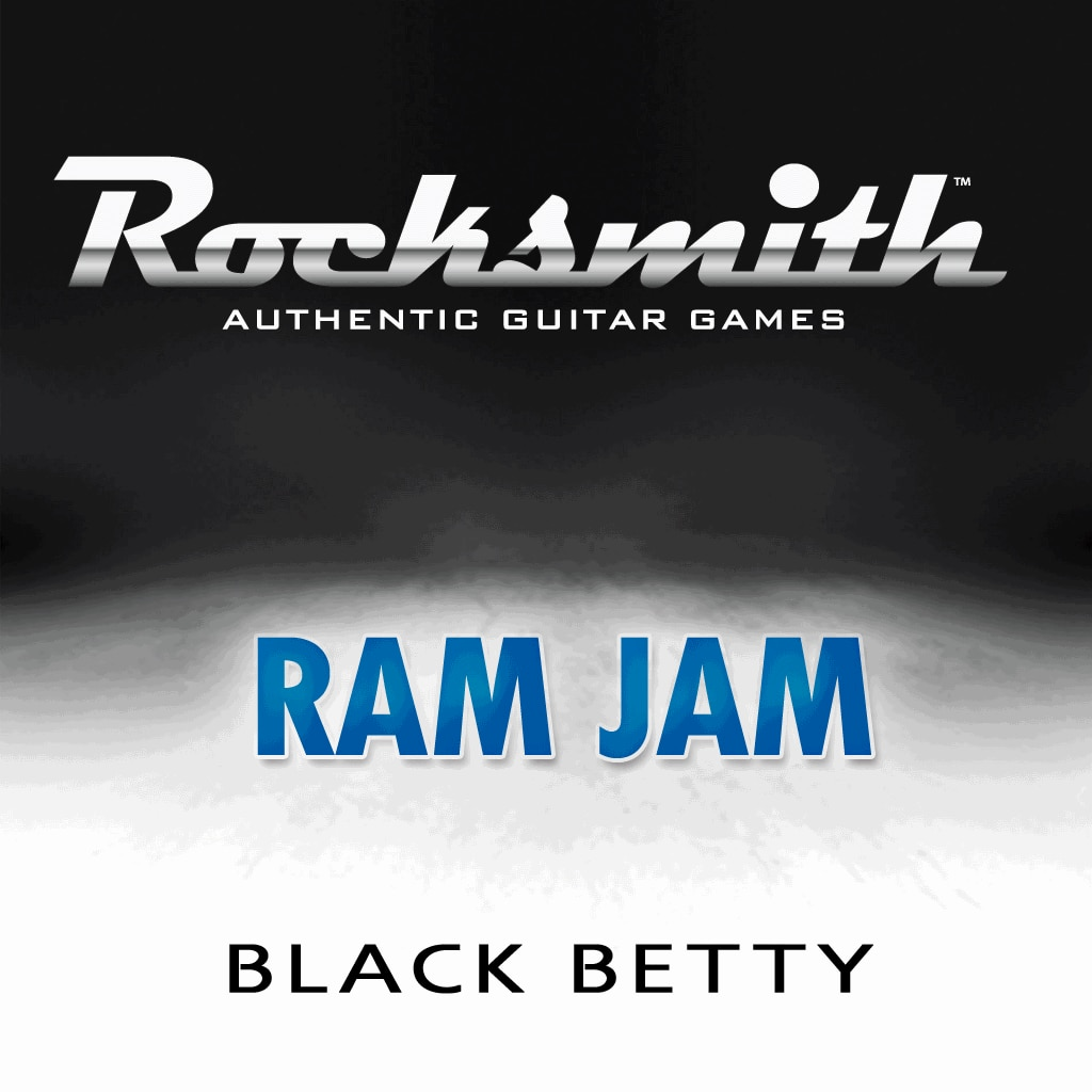 Rocksmith™ Ram Jam - Black Betty