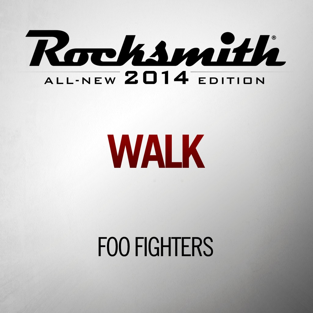 Rocksmith™ Foo Fighters - Walk