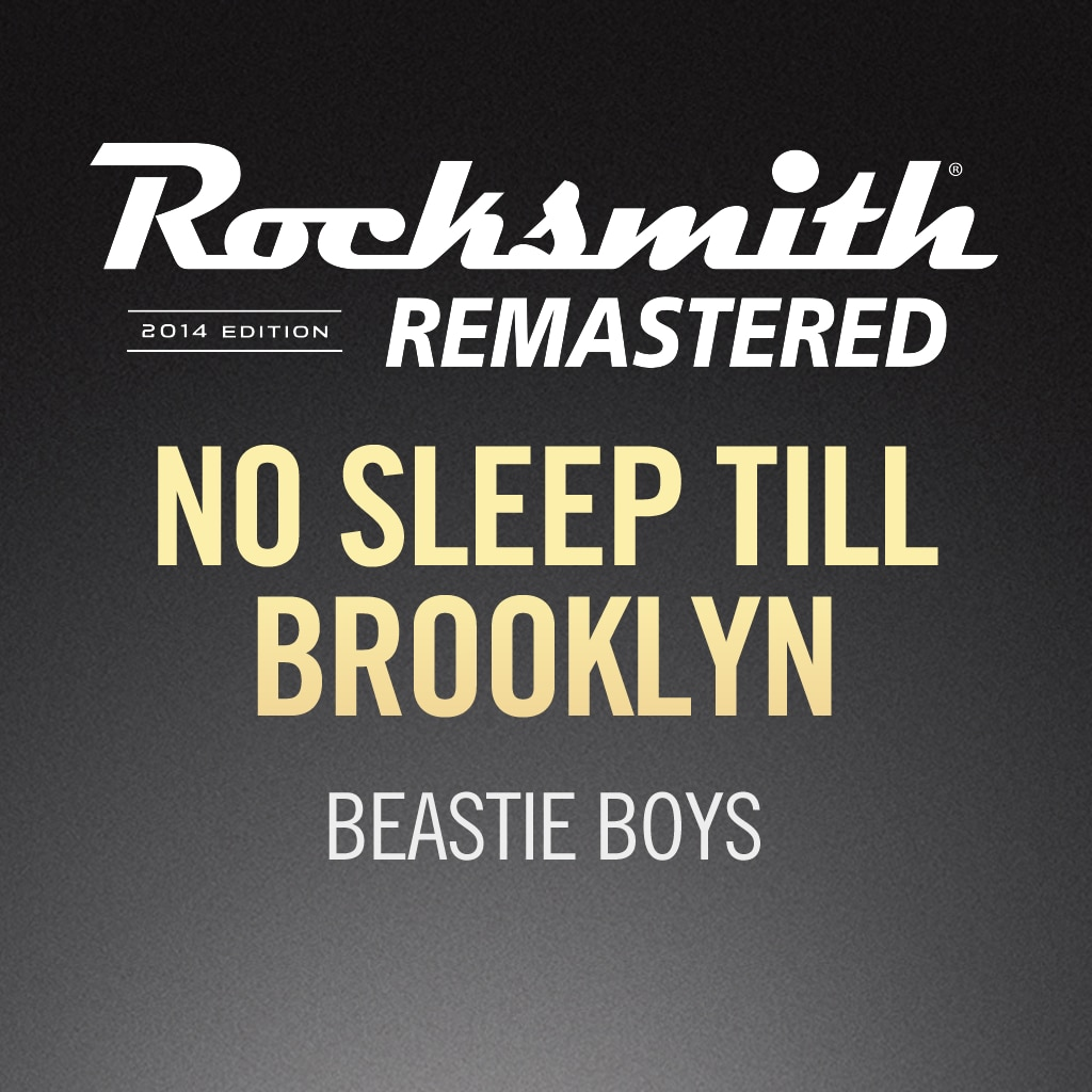 Rocksmith® 2014 – No Sleep Till Brooklyn – Beastie Boys