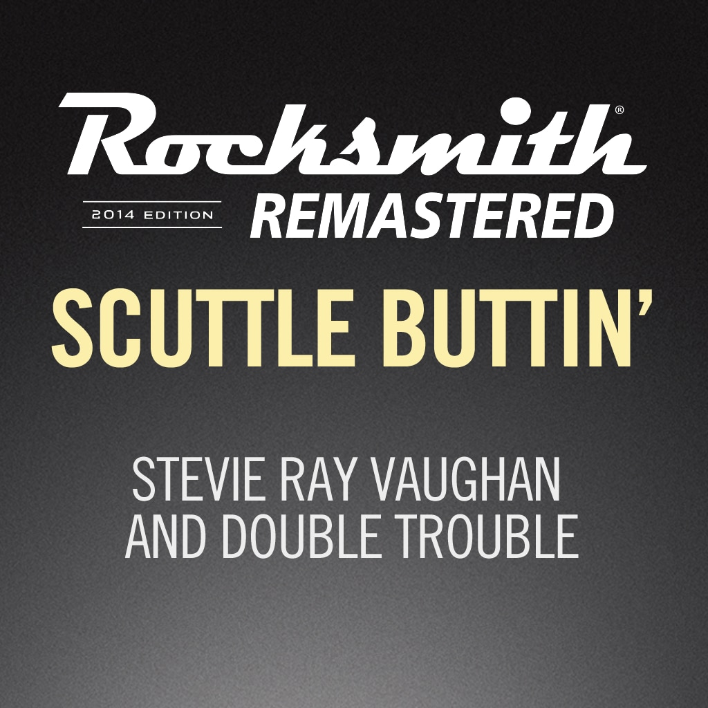 Scuttle Buttin - Stevie Ray Vaughan & Double Trouble