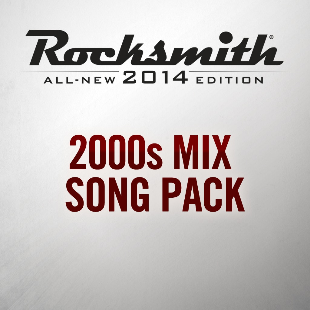 2000s Mix Song Pack