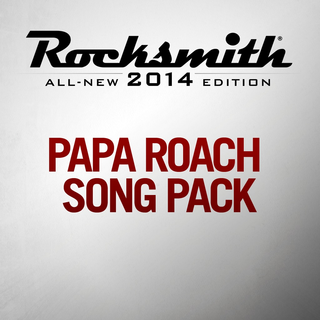 Papa Roach Song Pack