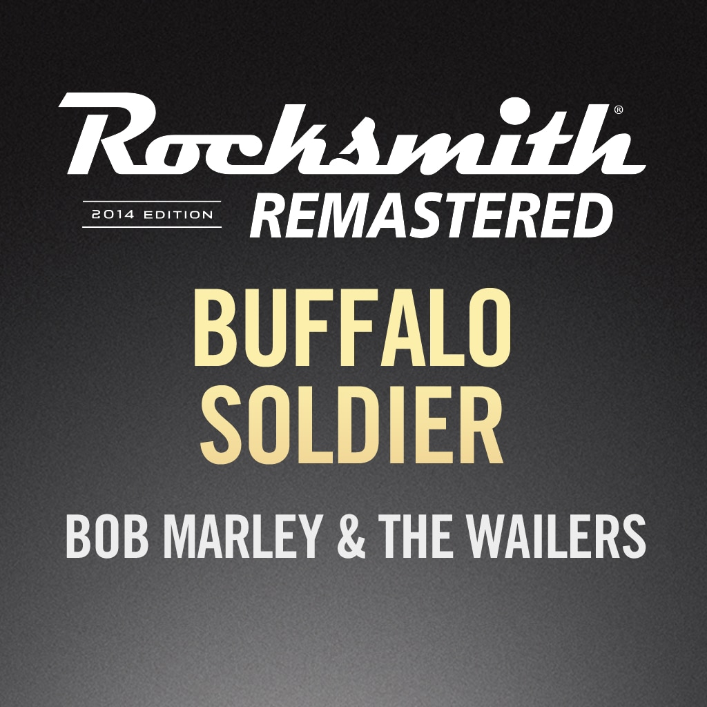 Rocksmith® 2014 – Buffalo Soldier - Bob Marley & The Wailers