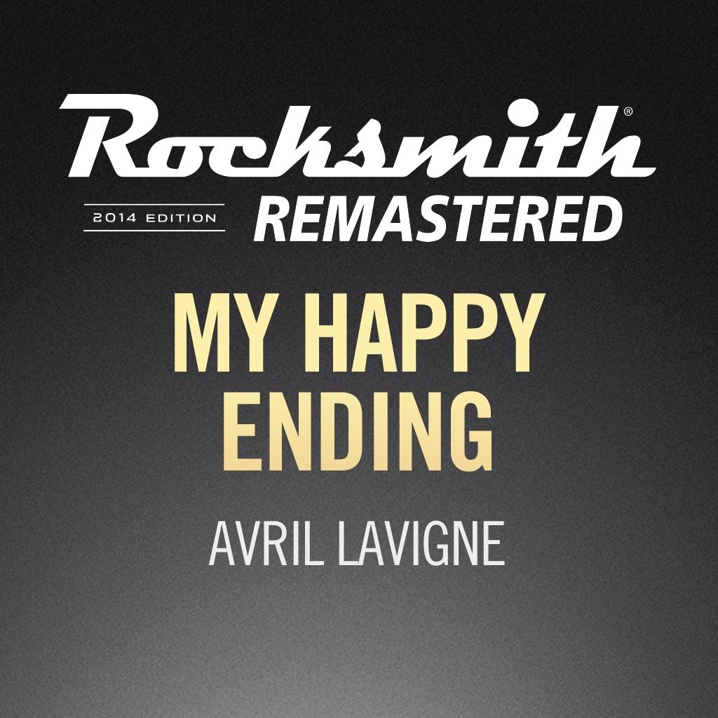 Rocksmith® 2014 – My Happy Ending - Avril Lavigne