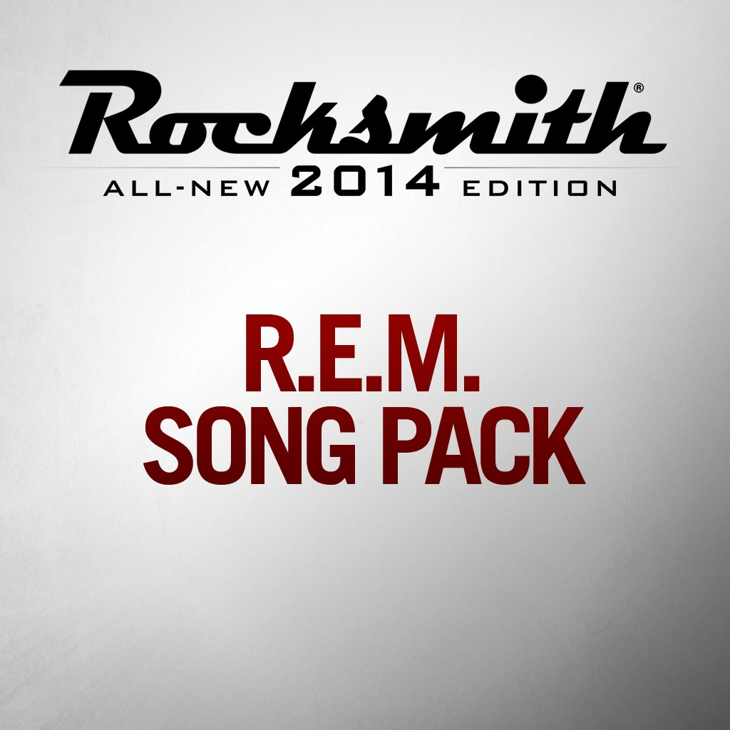 R.E.M. Song Pack