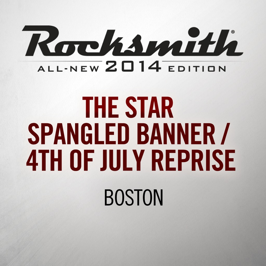 The Star Spangled Banner / 4th of July Reprise - Boston