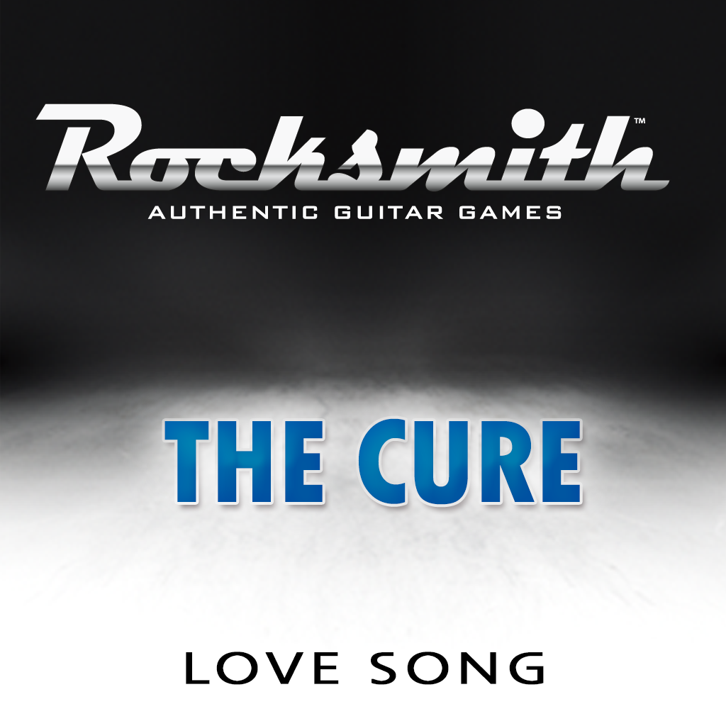 Rocksmith™ The Cure - Love Song
