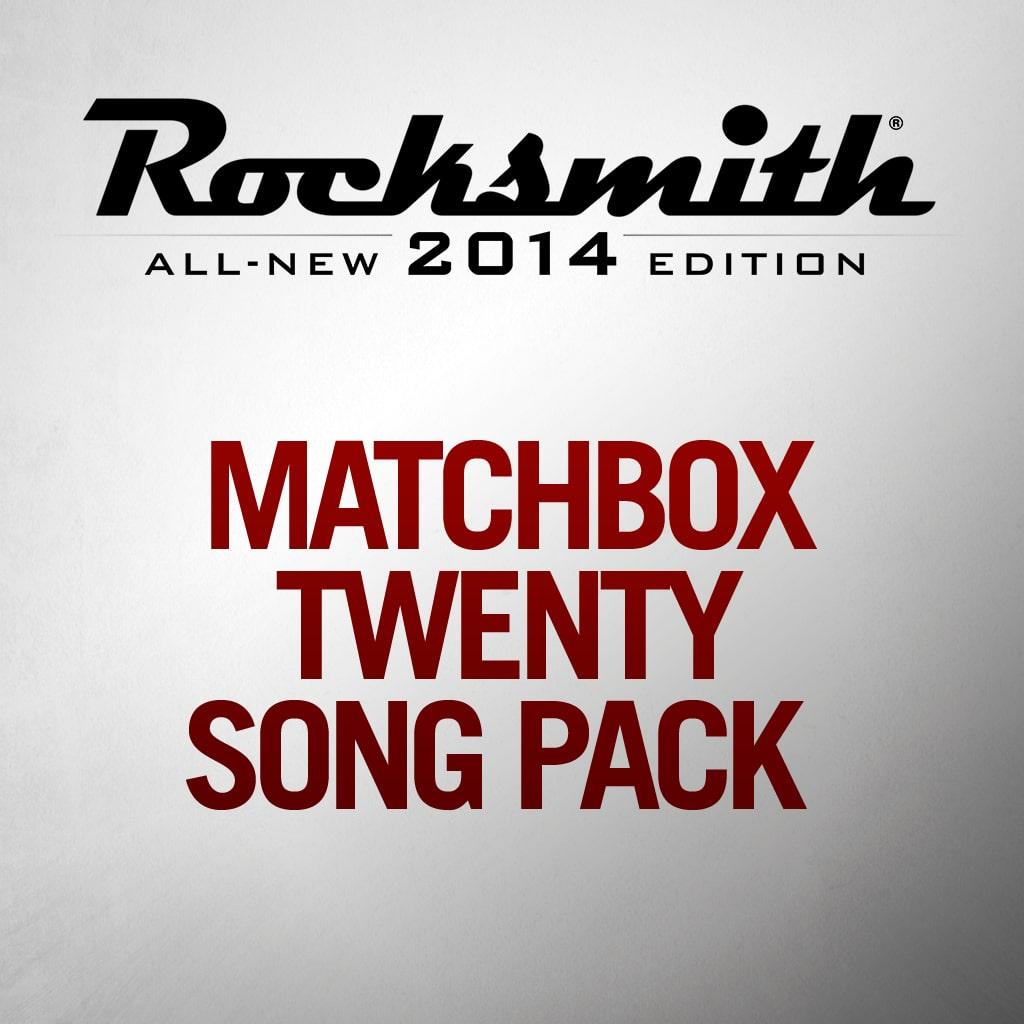 Matchbox Twenty  حزمة أغاني