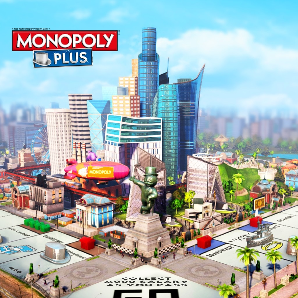 Monopoly Plus (English Ver.)