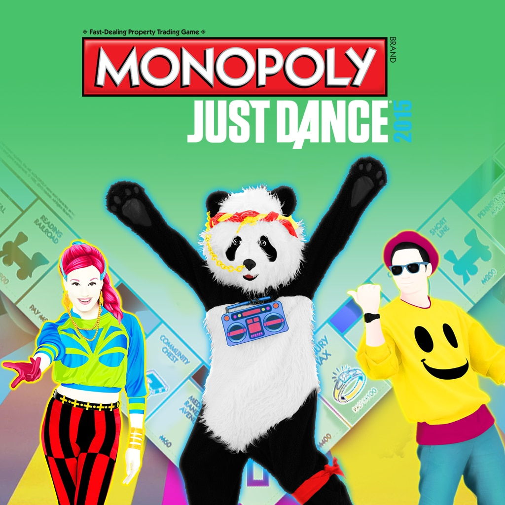 MONOPOLY JUST DANCE DLC
