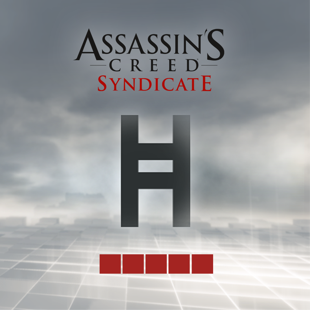 Assassin's Creed Syndicate - Helix Credits - Ekstra stor pakke
