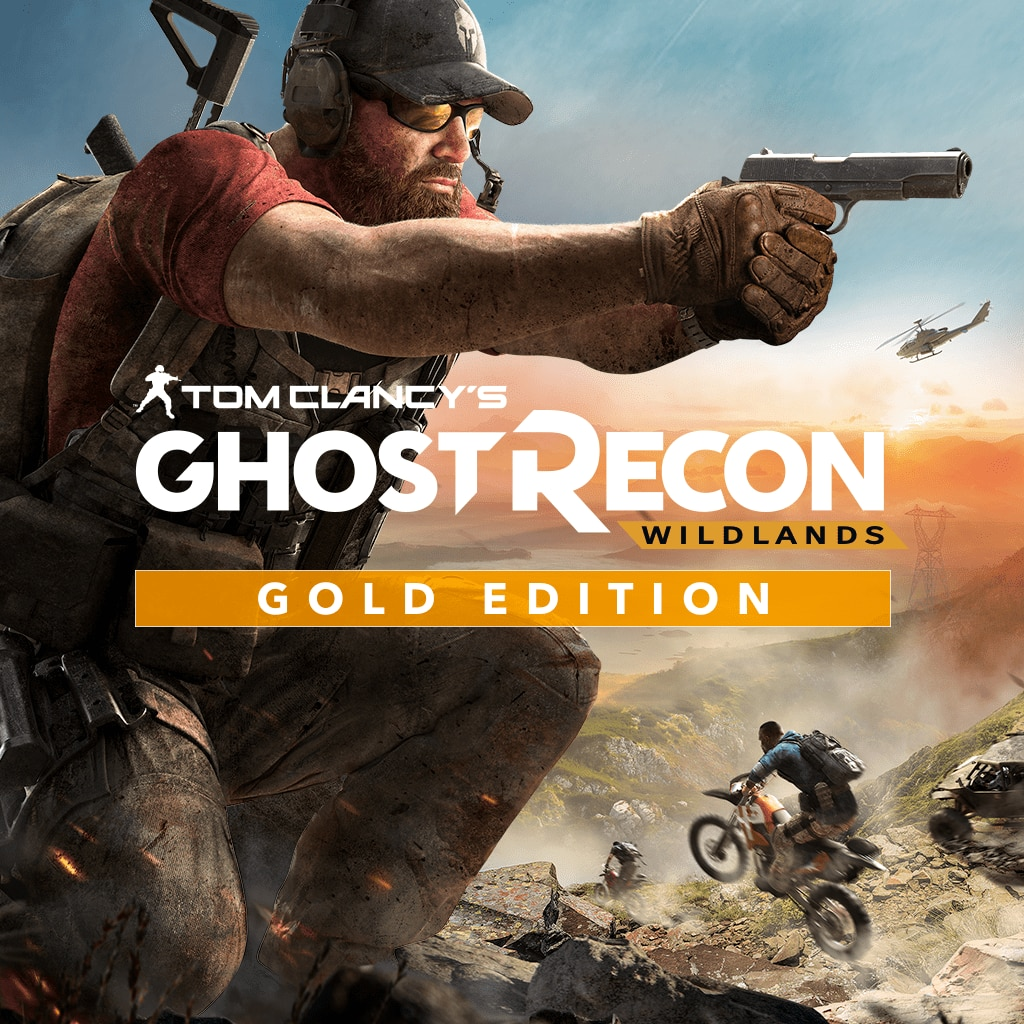 إصدار Tom Clancy's Ghost Recon® Wildlands Year 2 Gold Edition