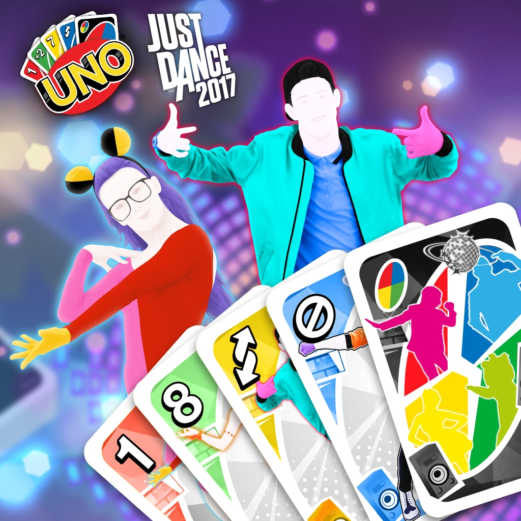 UNO® Just Dance Theme DLC