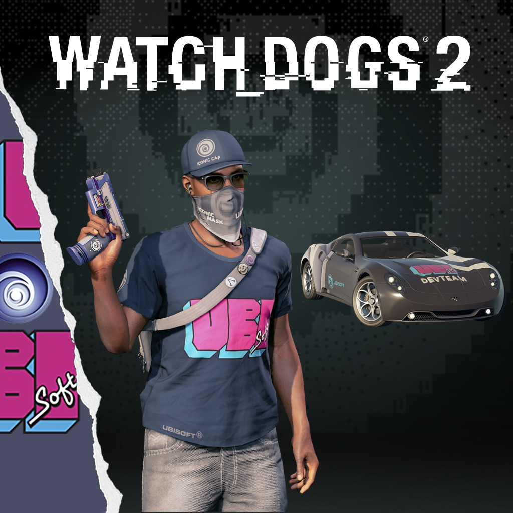 Watch Dogs®2 - Ubisoft Pack
