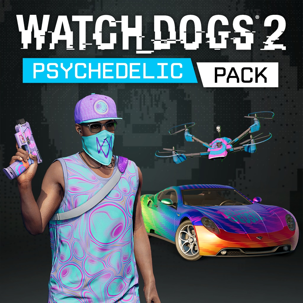 Watch Dogs®2 - Psychedelic Pack