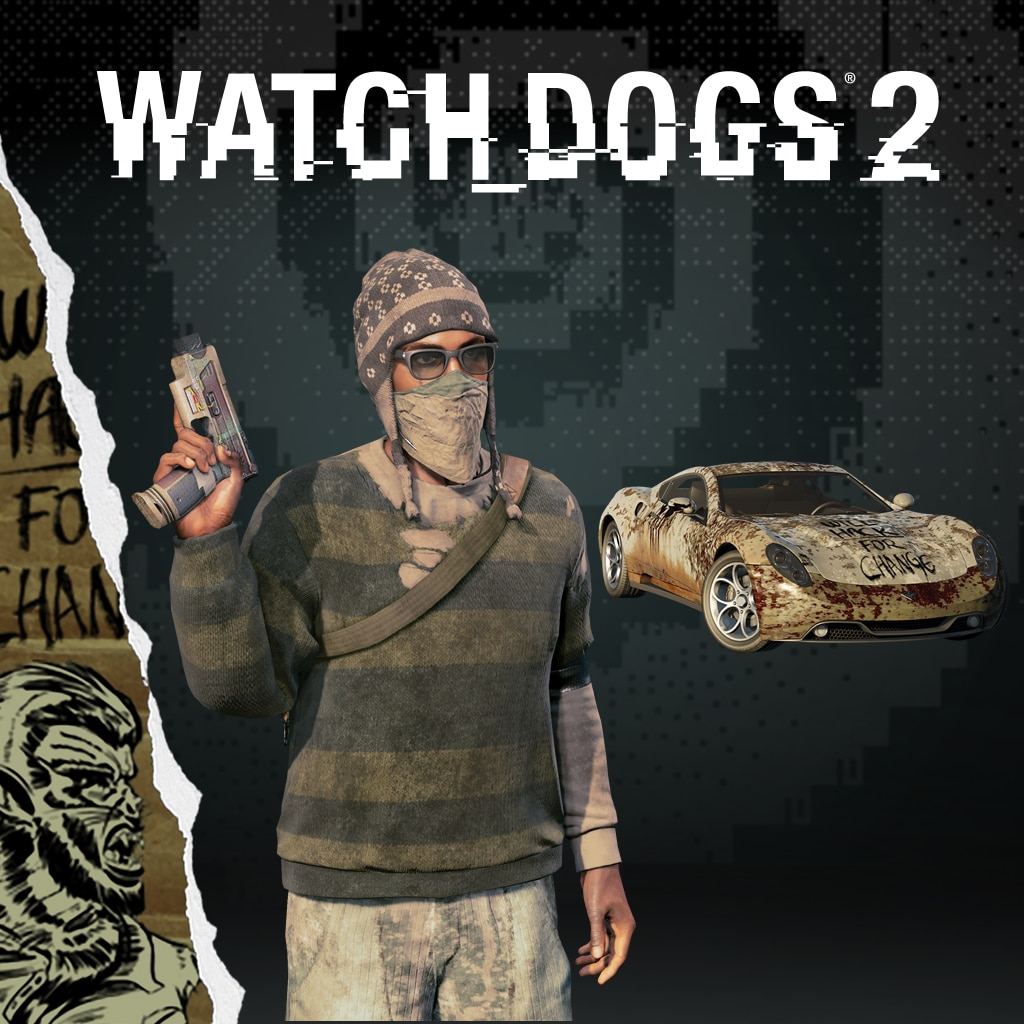 Watch Dogs®2 - Pack Vertedero