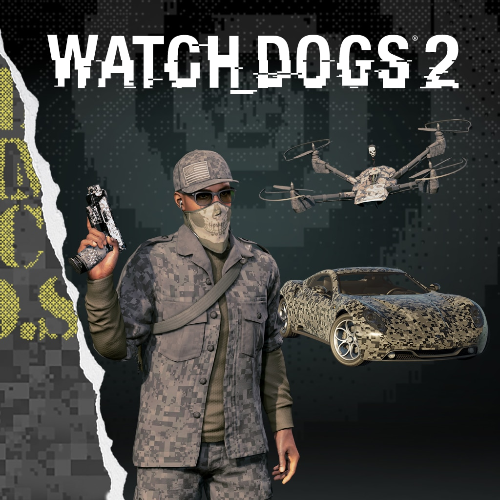 Watch Dogs®2 - EliteSec Pack
