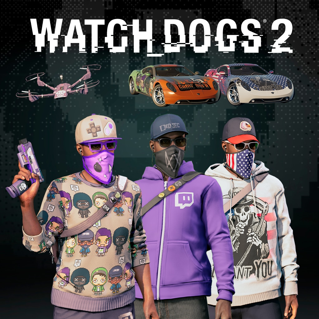 Watch Dogs®2 - Pack completo de accesorios