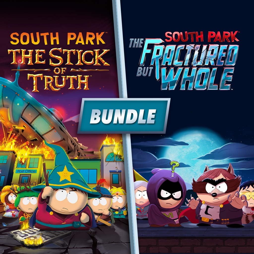 South Park™: The Stick of Truth + The Fractured but Whole