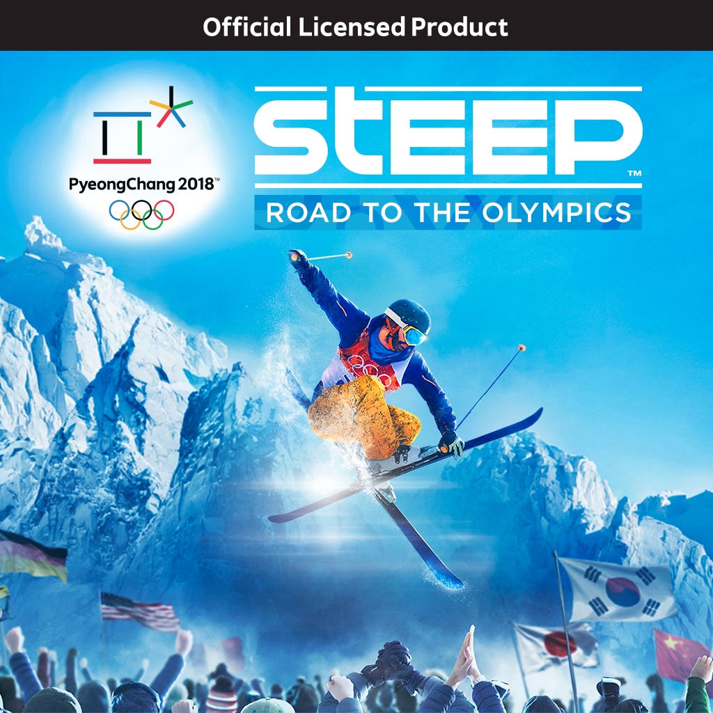 Steep™  Road to the Olympics