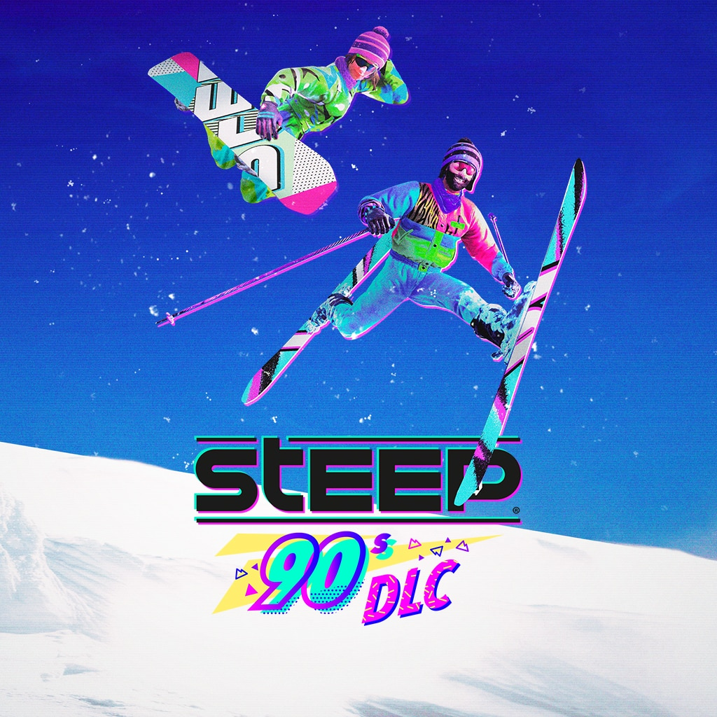 STEEP - 90's DLC