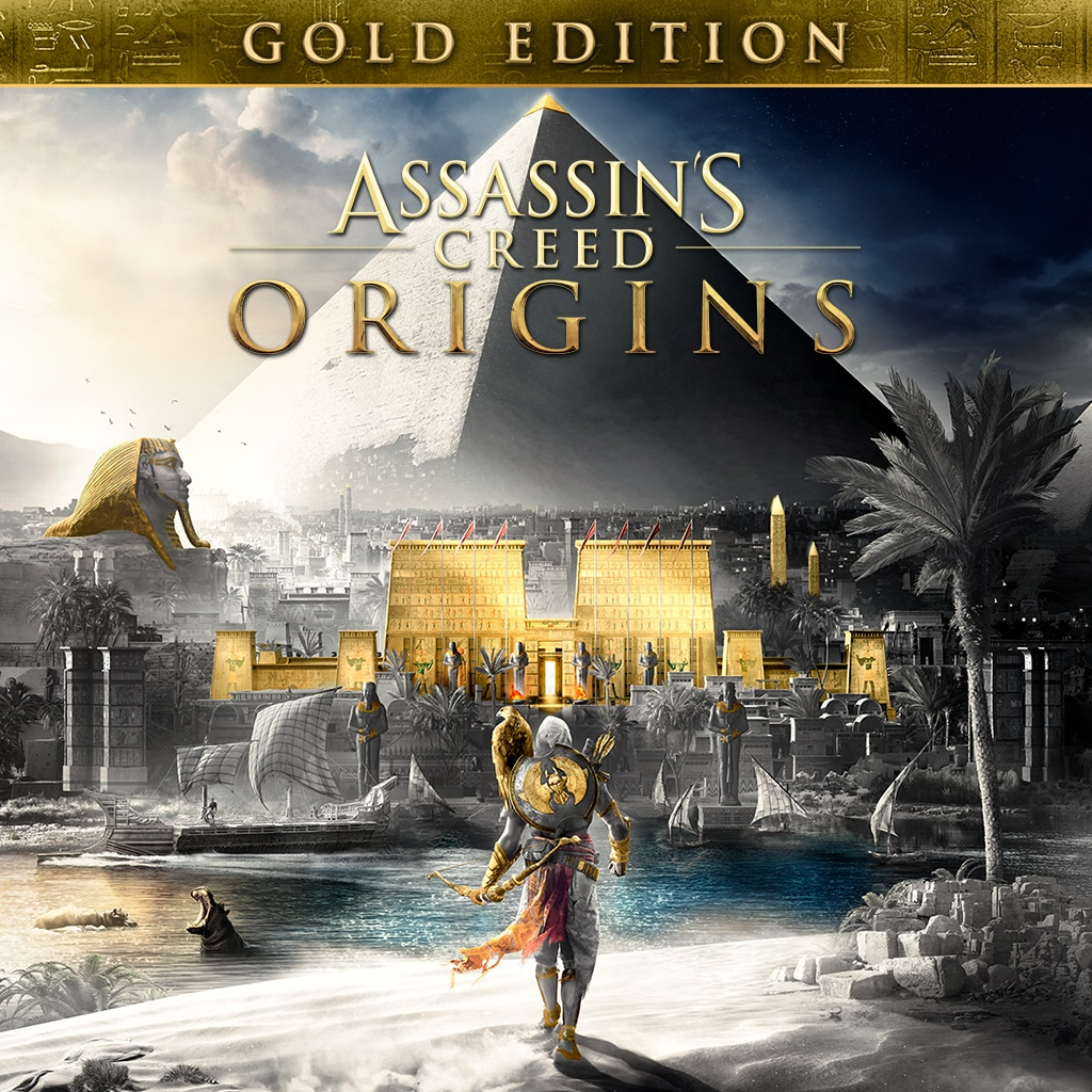 Assassin's Creed Origins - Digital Gold Edition (Simplified Chinese, English, Korean, Traditional Chinese)