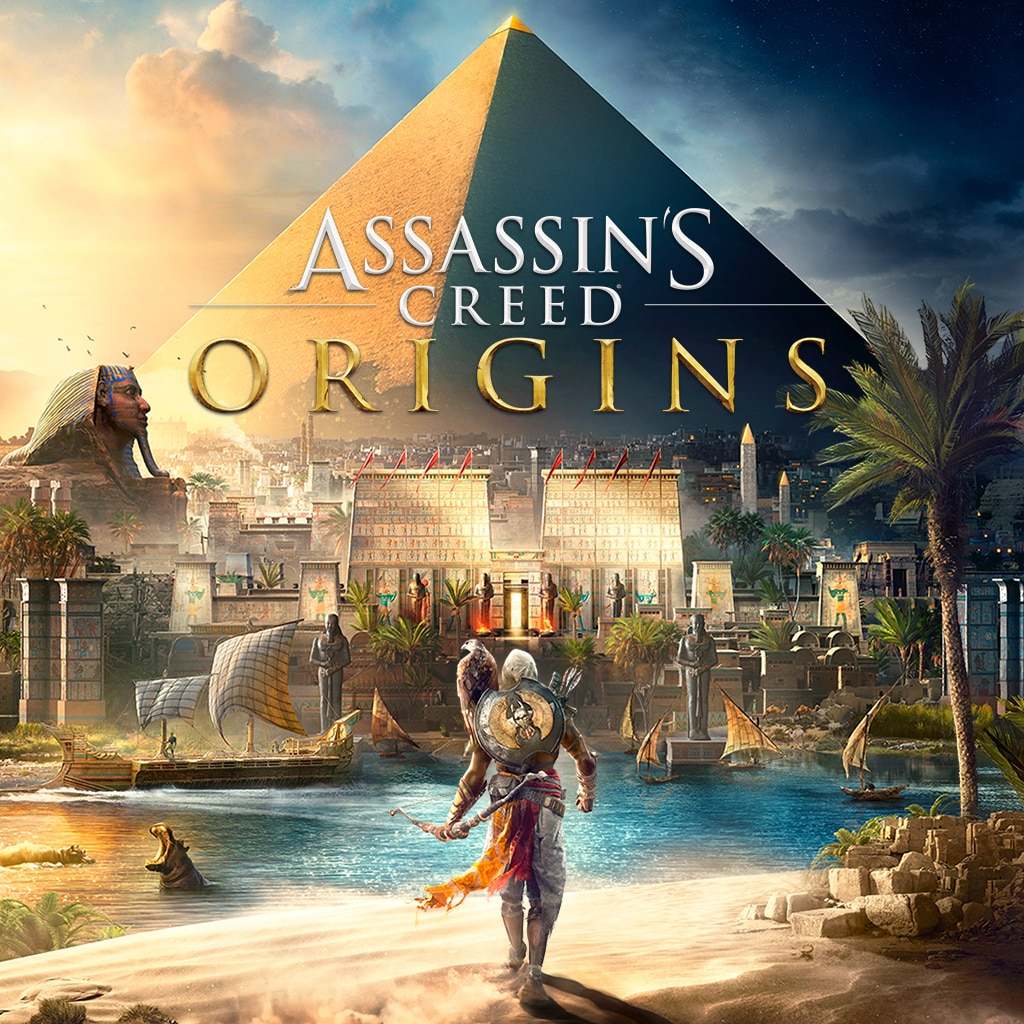 Assassin's Creed Origins - Digital Standard Edition (Simplified Chinese, English, Korean, Traditional Chinese)