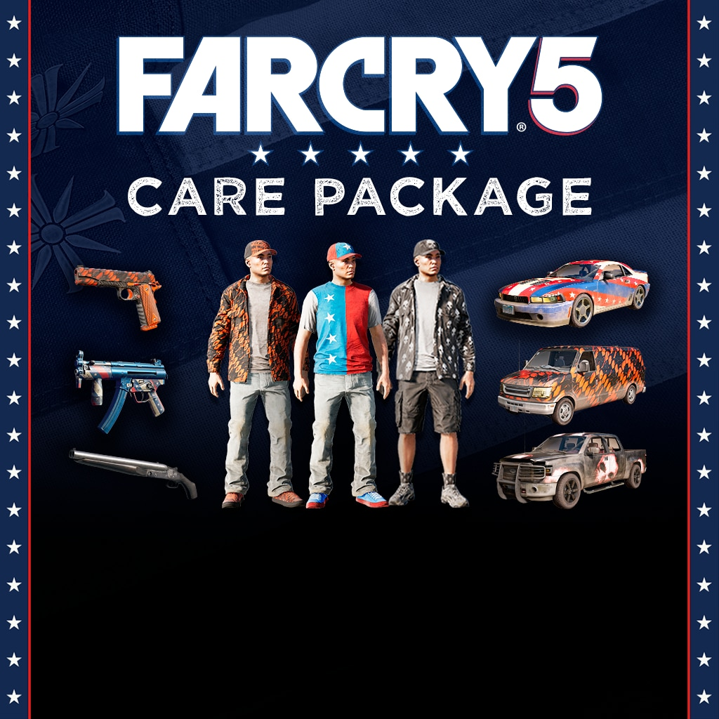 Care Package di Far Cry®5