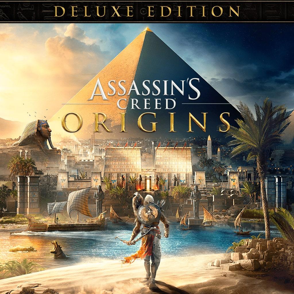 Assassin's Creed® Origins - النسخة الديلوكس
