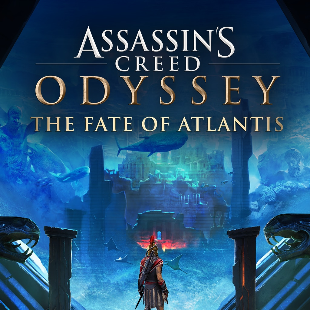 Assassin's CreedⓇ Odyssey - The Fate of Atlantis