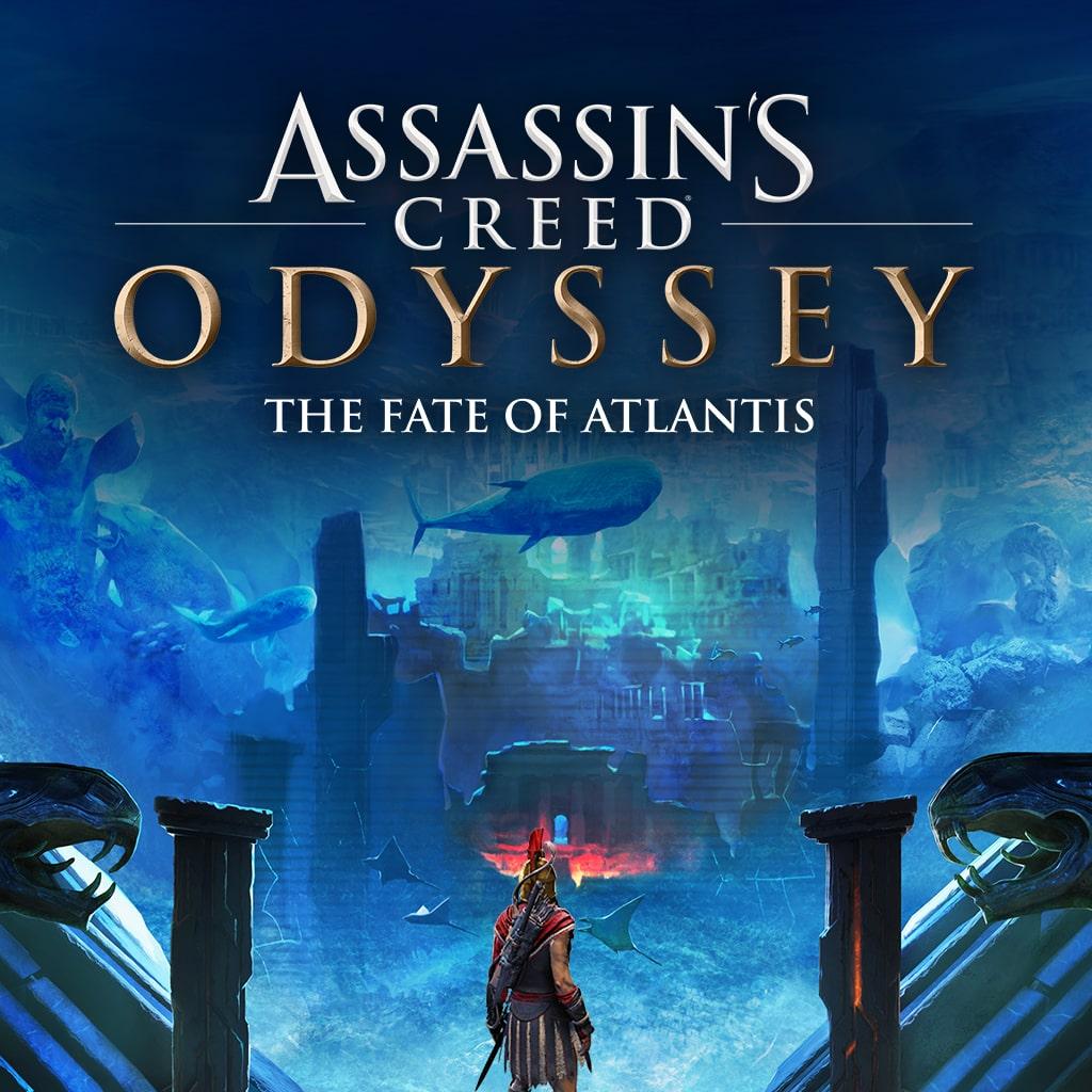 Assassin's CreedⓇ Odyssey - Het lot van Atlantis