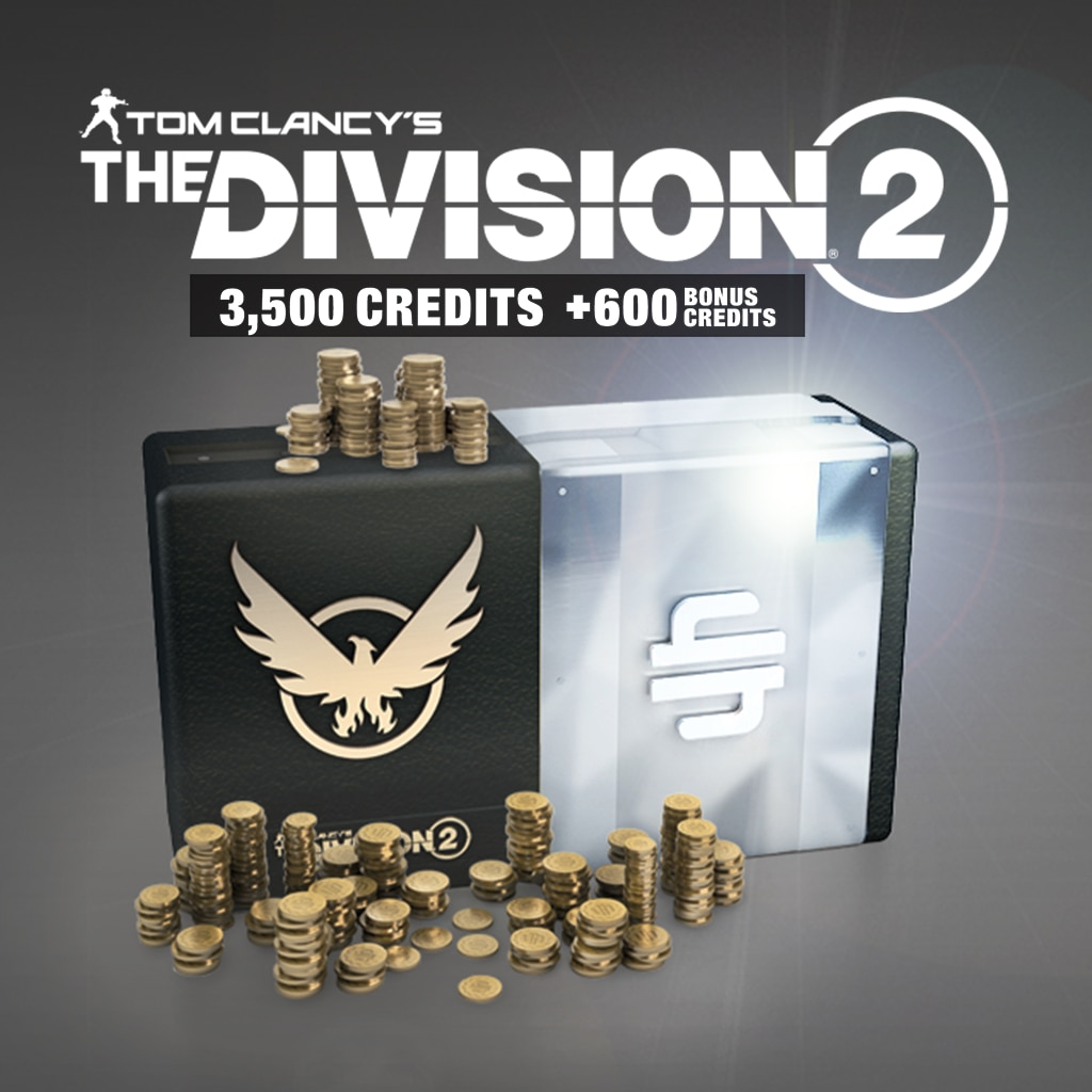 Tom Clancy's The Division 2 – 4100 Premium Credits Pack