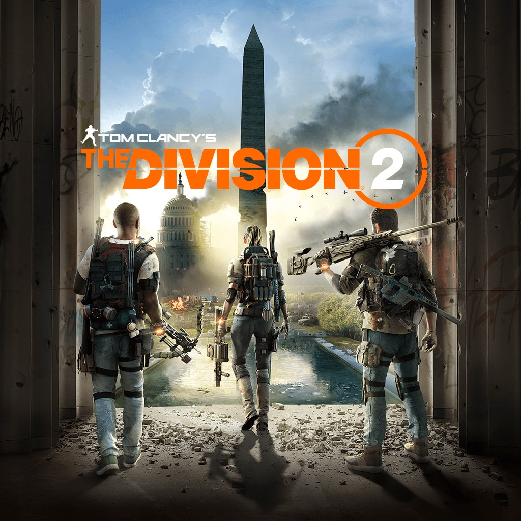 The Division 2 –  Standard Edition