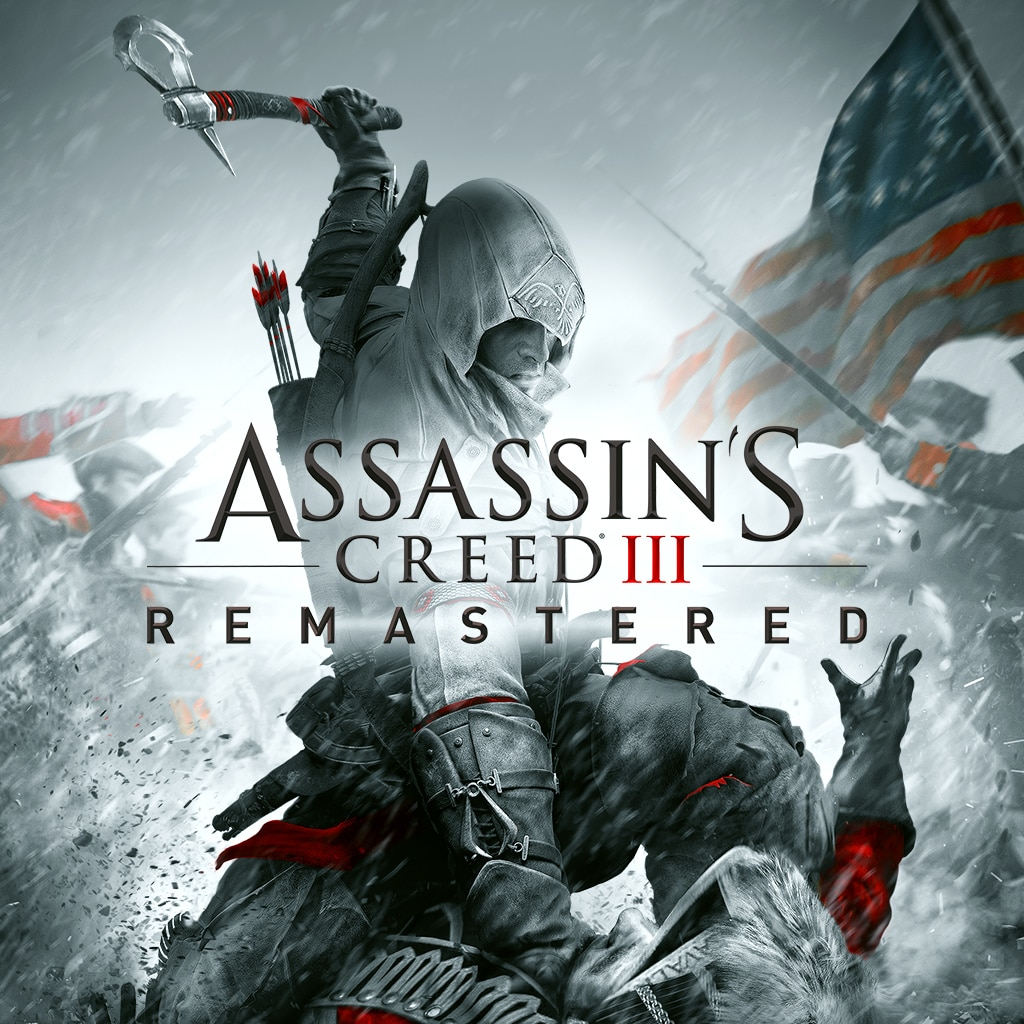 Assassin's Creed® III Remastered - Digital Standard Edition (English/Chinese/Korean/Japanese Ver.)