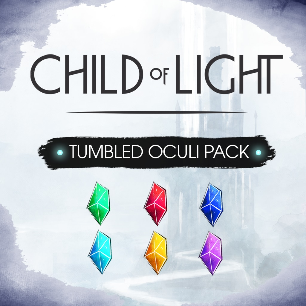 Child of Light - Tumbled Oculi Pack
