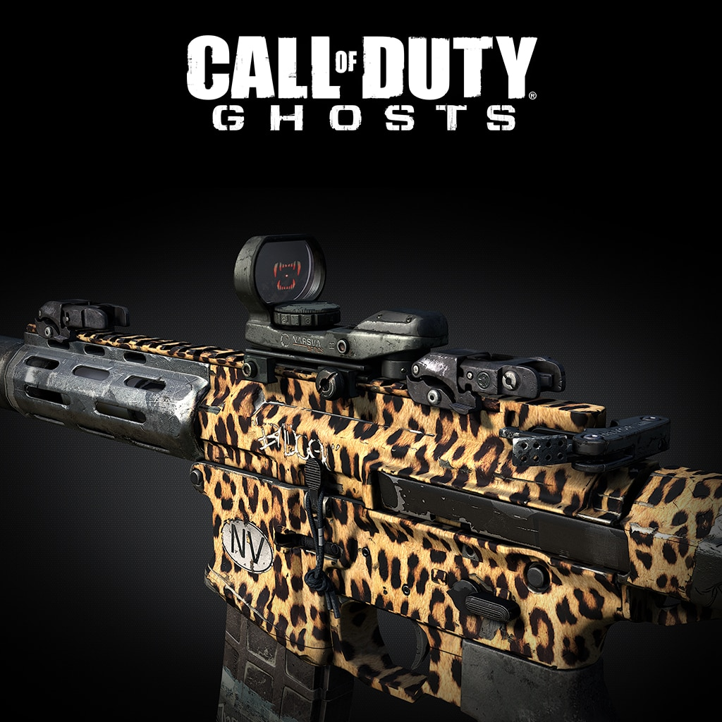 Call of Duty®: Ghosts - Leopard Pack